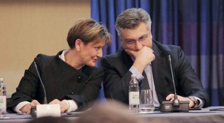 EKSKLUZIVNO:  Kako je Plenković Martinu i Niku Dalića promovirao u najmoćniji bračni par u Hrvatskoj čije plaće dosežu 200 tisuća kuna mjesečno