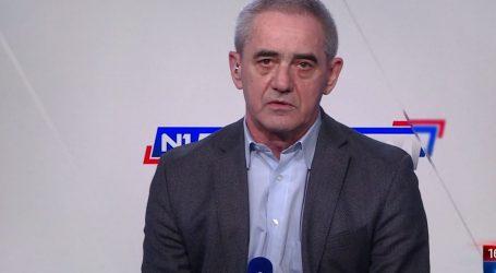 """Bakić: """"Sazrelo je vrijeme da rektor Boras ode, no to će na koncu odlučiti politika"""""""