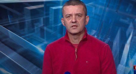 """Oreščanin: """"Današnje uhićenje pokazatelj je represije države"""""""
