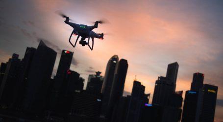 Peking: Ulazak u Novu godinu obilježio je i šou flote dronova