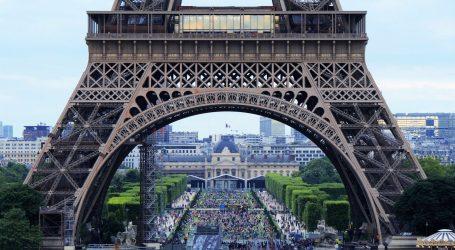 ŽESTOKE VIKEND AKCIJE Policija u Francuskoj i Njemačkoj privela i novčano kaznila koronapartijanere