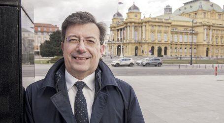 ŽELJKO UHLIR: 'Želim biti gradonačelnik jer je Milan Bandić najveća nepogoda koja je zadesila Zagreb posljednjih 20 godina'