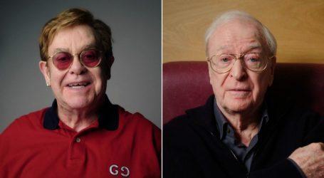 Elton John i Michael Caine u videospotu pozivaju Britance da se cijepe protiv korone