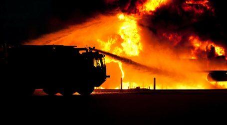 Četiri stotine cisterni gori u neviđenom požaru na granici između Afganistana i Irana, ima ozlijeđenih