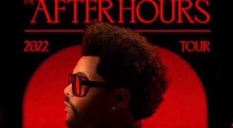 The Weeknd najavio veliku europsku turneju za drugu polovicu 2022. godine.
