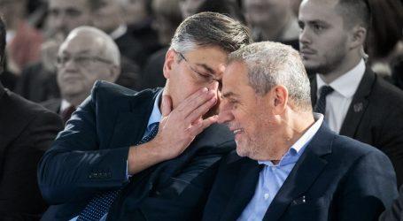 KOMENTAR JELENE LOVRIĆ: Zaista, otkud medijima ta iritantna ideja da bi Plenković surađivao s Bandićem?