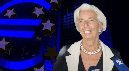 Christine Lagarde poručila da novi sojevi koronavirusa prijete gospodarskom oporavku