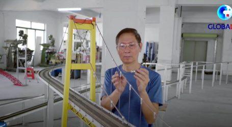 U mirovini ne miruje: Azijac izradio zadivljujuću maketu brze željeznice
