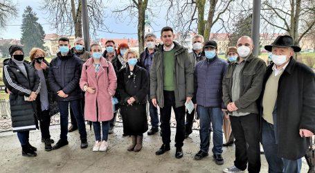 """Karlovac: Nova ljevica otvorila prvu """"knjigu žalbe"""". Predlažu i uvođenje samodoprinosa za obnovu"""