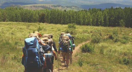 U Keniji sve više stanovnika gradova planinari