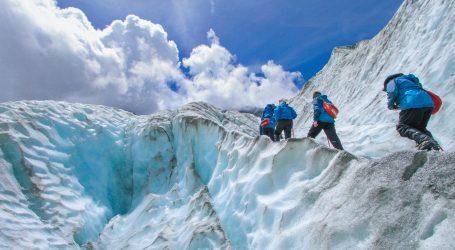 Alpinistički izazov: Opasan uspon na zaleđene stijene u Češkoj