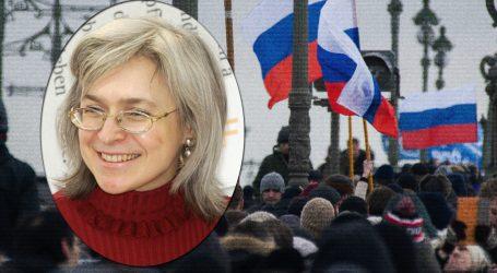 SUDSKA FARSA U MOSKVI 2010.: Nema pravde za ubijenu novinarku