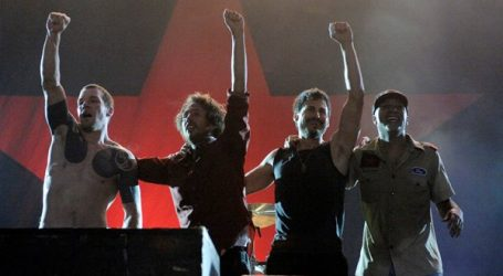 Na ovogodišnjoj listi za Rock and Roll Hall Of Fame i Rage Against the Machine
