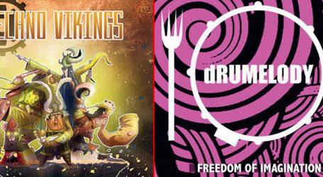 GLAZBENE RECENZIJE: Techno Vikings, Drumelody