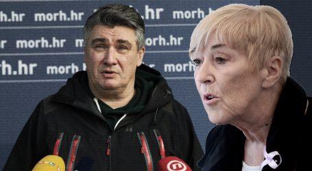 """Sanja Sarnavka: """"Ne mogu se načuditi ženama koje obožavaju Milanovića. On im je valjda alfa mužjak"""""""