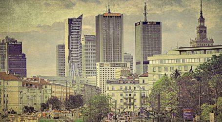 Varšava: Neboder u središtu grada postao najviši u EU. Očekuju posjetitelje čim prođe epidemija