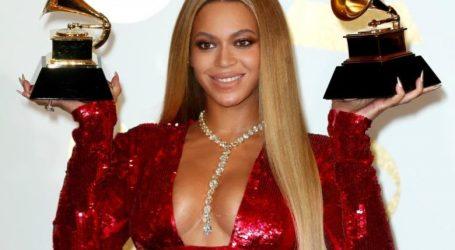 Beyoncé pokorila Grammyje i oborila rekord u osvojenim nagradama