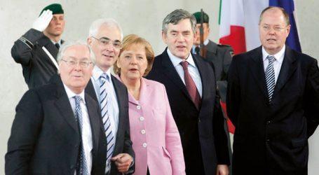 NESUGLASICE MEĐU ČLANICIMA EU 2009.: Zbog gospodarske krize posrnuloj Europi prijeti podjela