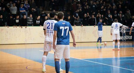 Futsal Dinamo i Vrgorac zaključuju 15. kolo 1. HMNL