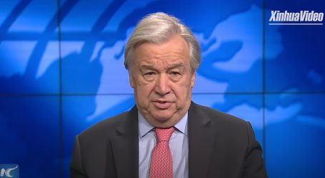 António Guterres pozvao na zaštitu šuma i životinjskih vrsta