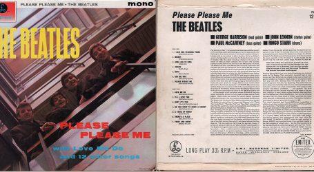 'Please Please Me', prvi album Beatlesa, promijenio je glazbu. Bilo je to prije 58 godina