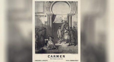 'Carmen' su i publika i kritika dočekale na nož, Bizet je umro uvjeren da je njegova opera promašaj