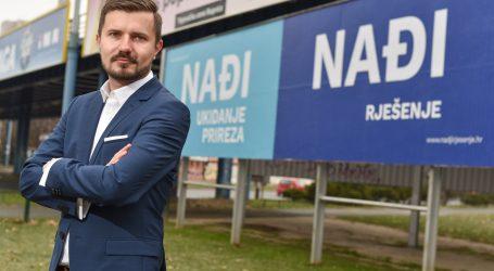 """Nađi: """"U Gradu Zagrebu radi 32 tisuće ljudi, smanjio bih za najmanje četiri tisuće"""""""