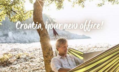 "HTZ pokrenuo kampanju za digitalne nomade ""Croatia, your new office"""