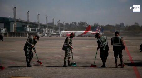 Gvatemala: Zbog erupcije vulkana zatvorena zračna luka La Aurora