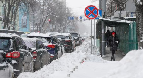 U Ukrajini rekordan broj hospitalizacija zbog covida