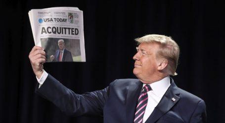 Trump natuknuo mogućnost ponovne kandidature za predsjednika 2024. godine