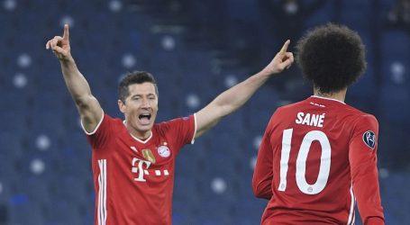 Bundesliga: Pobjeda Bayerna za povratak na vrh – Haaland zabio dva, Lewandowski tri gola
