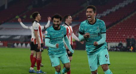 Liverpool prekinuo crni niz, uspjeli su pobjediti Sheffield