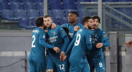 Serie A: Rebić pogodio za pobjedu Milana protiv Rome pa se ozlijedio