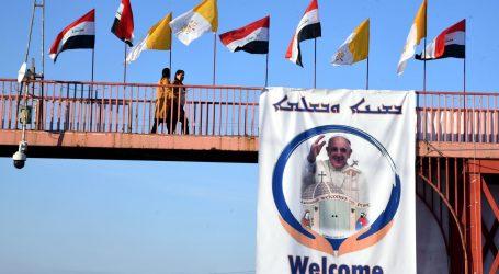Prvi put u povijesti papa stiže u Irak
