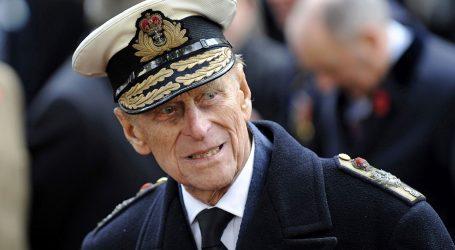 Nakon mjesec dana princ Philip pušten iz bolnice