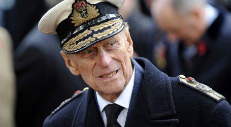 Palača javlja da je princ Philip uspješno podvrgnut zahvatu na srcu