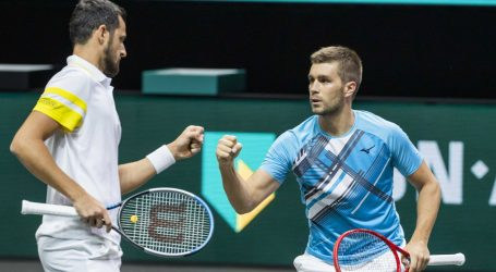 Nikola Mektić i Mate Pavić u finalu ATP turnira u Rotterdamu