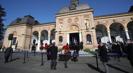 Pokopan je Milan Bandić
