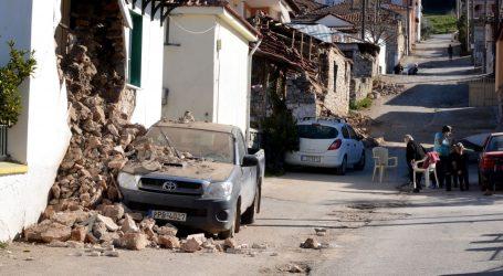 Grčka procjenjuje štete od potresa, ozlijeđeno najmanje 11 osoba