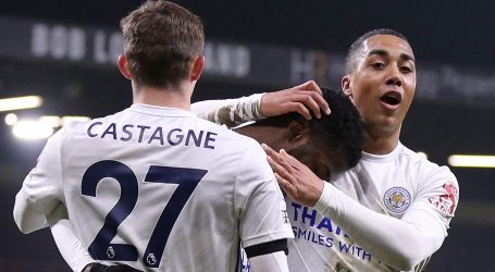 FA kup: Leicester izbacio Manchester United