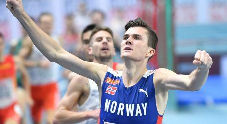 EP atletika: Ingebrigtsen ipak proglašen prvakom na 1.500 m nakon žalbe