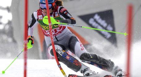 Slalom: Jasna Shiffrin pobijedila Vlhovu