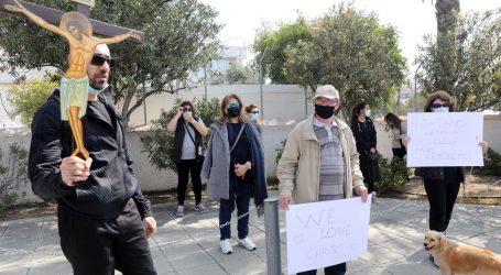Ciparski kršćani izašli na ulice, bijesni su zbog 'El Diabla' – pjesme koja ih predstavlja na Eurosongu