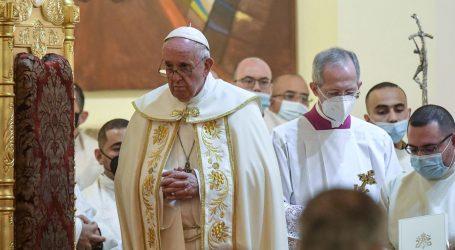 Papa Franjo završio povijesni posjet Iraku