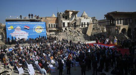 Iran pozdravio Papin posjet Iraku