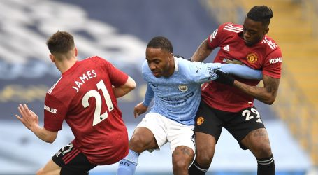 United zaustavio nevjerojatnu seriju Cityja od 21 pobjede zaredom