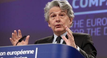 EU povjerenik: Pfizer proizvodi brže pa neće kasniti cijepljenje u ovom kvartalu