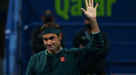 ATP Doha: Pobjednički povratak Rogera Federera