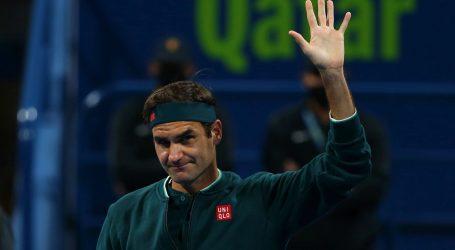 Roger Federer otkazao Dubai